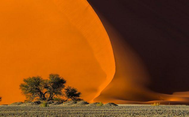 Le Dune Infuocate di Sossusvlei