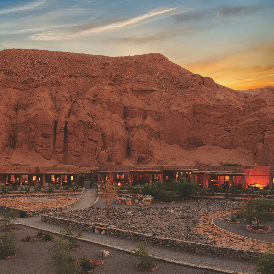 tour cile alto atacama desert lodge spa