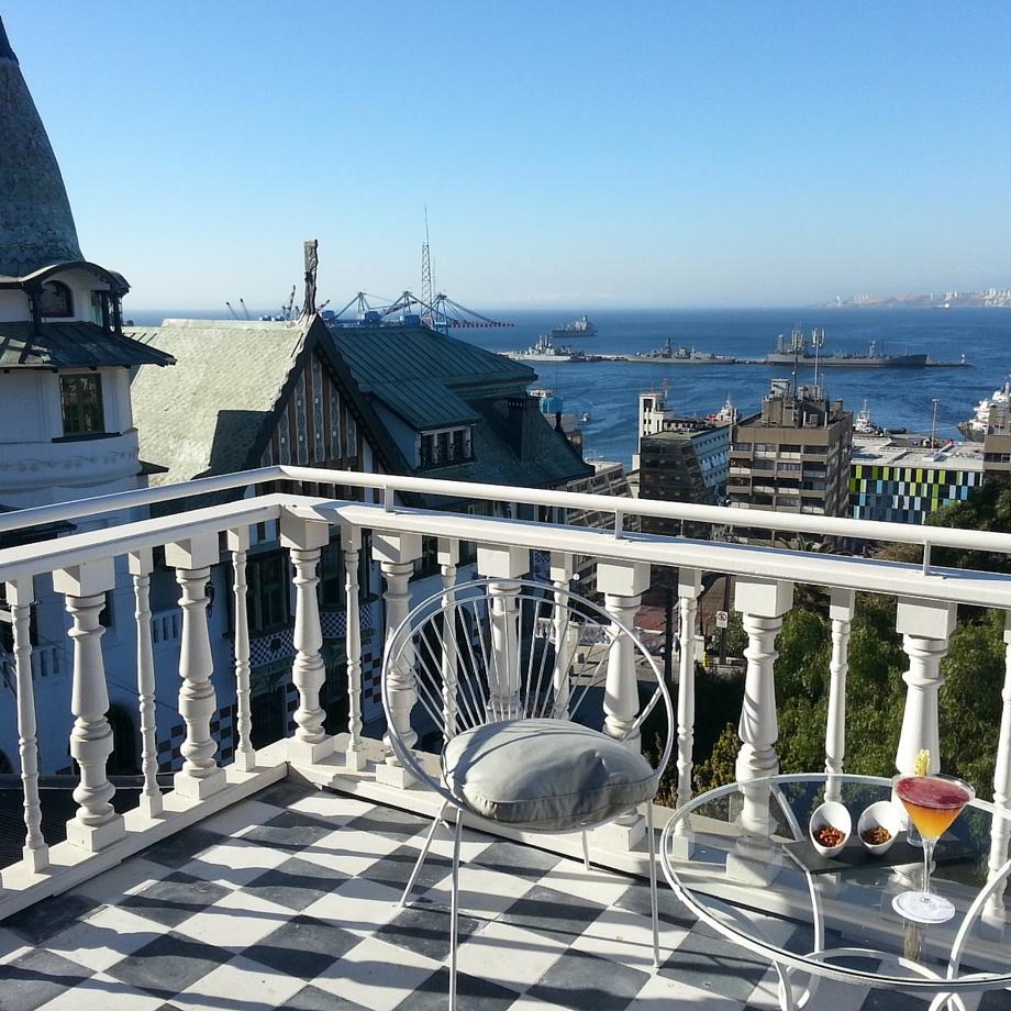 tour operator cile astoreca hotel valparaiso