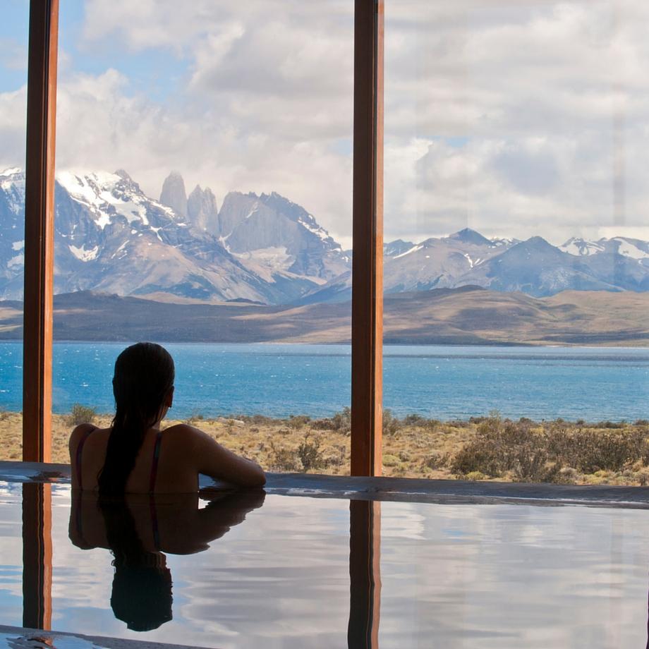 luxury hotel tierra cile patagonia