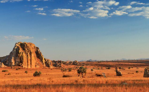 Ranohira e il Parco Nazionale dell'Isalo: Uno Spettacolare Paesaggio Roccioso