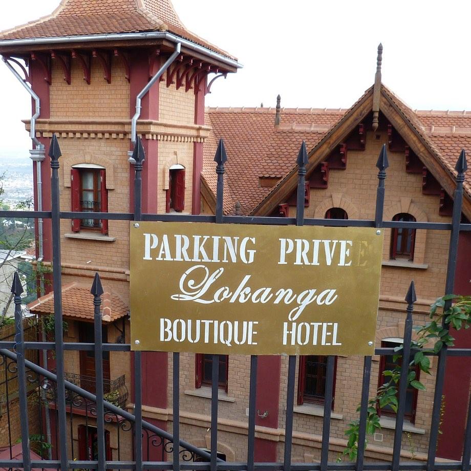 viaggi madagascar lokanga boutique hotel