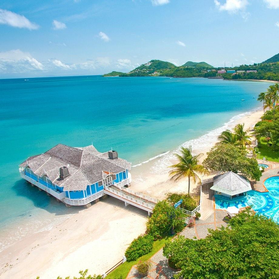 mare-caraibi-santa-lucia-sandals-halcyon-beach