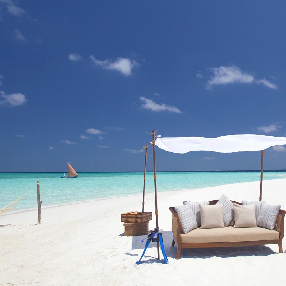 viaggi di lusso mare maldive