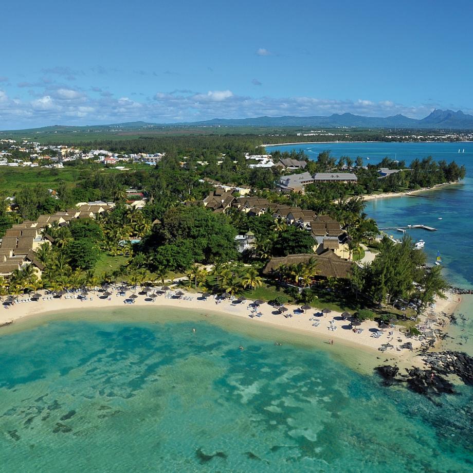 viaggi oceano indiano mare mauritius beachcomber le cannonier hotel