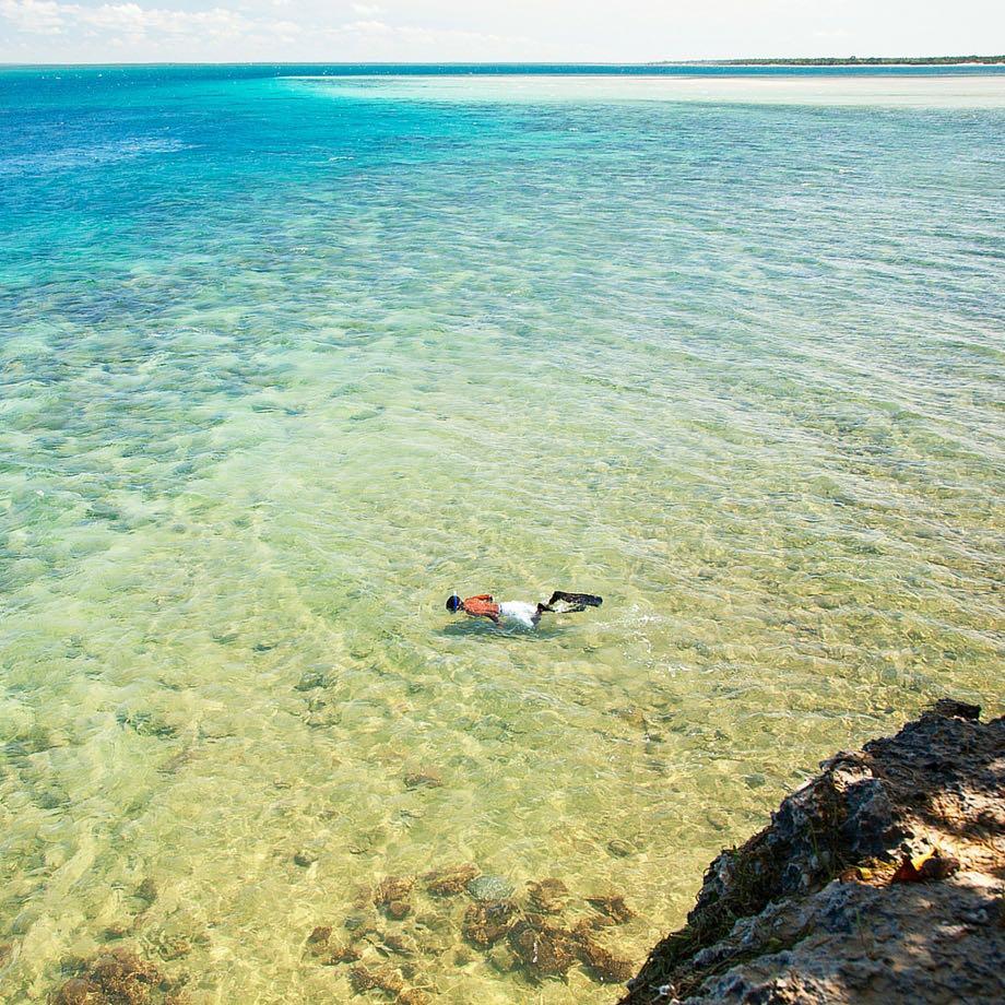 viaggi mare mozambico azura quilalea private island