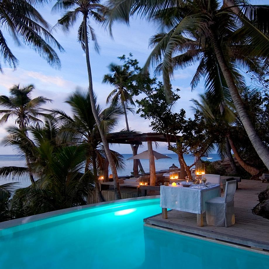 viaggi lusso mare seychelles north island luxury