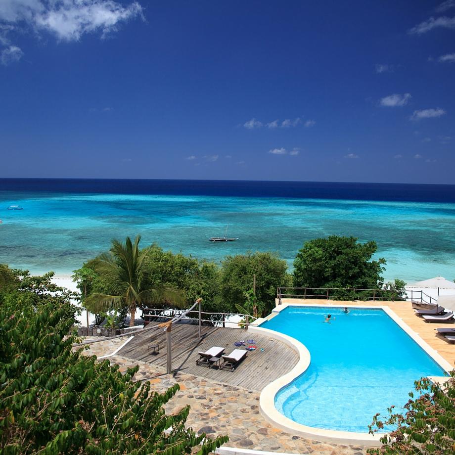Viaggi e vacanze Zanzibar: The Manta Resort