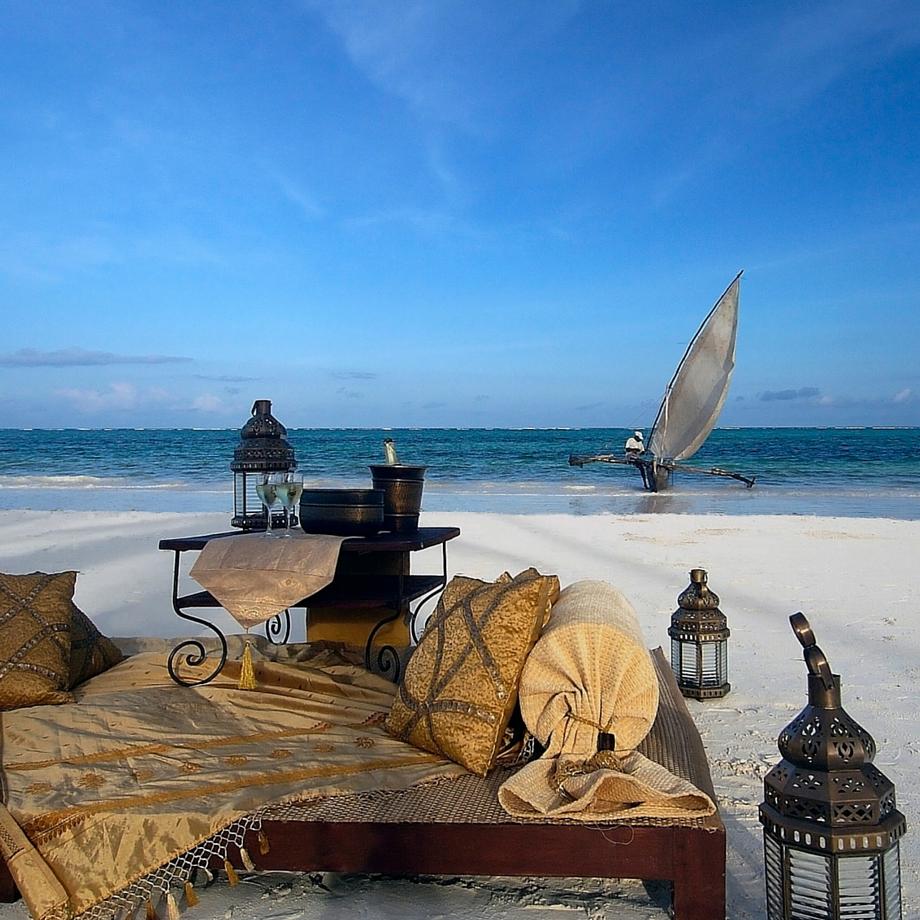 viaggi di lusso mare africa zanzibar