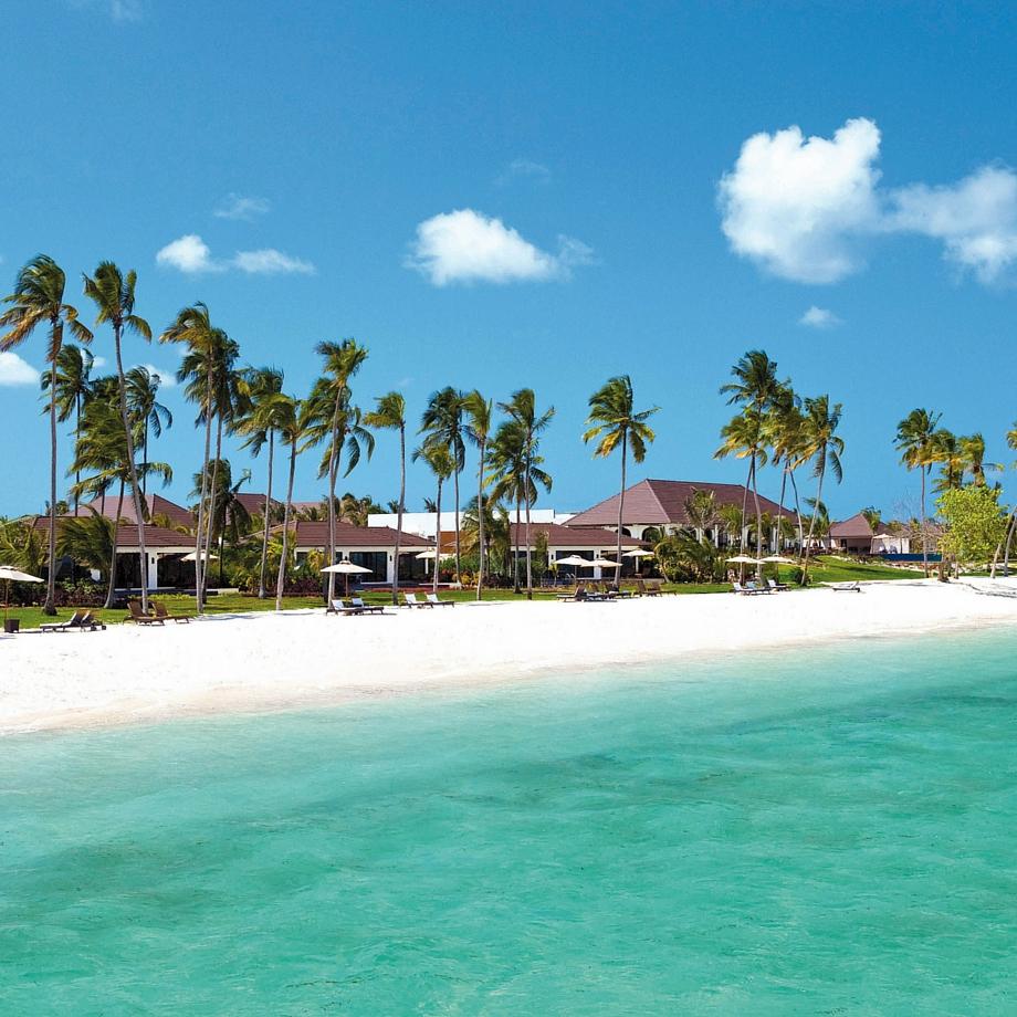resort di lusso mare zanzibar africa