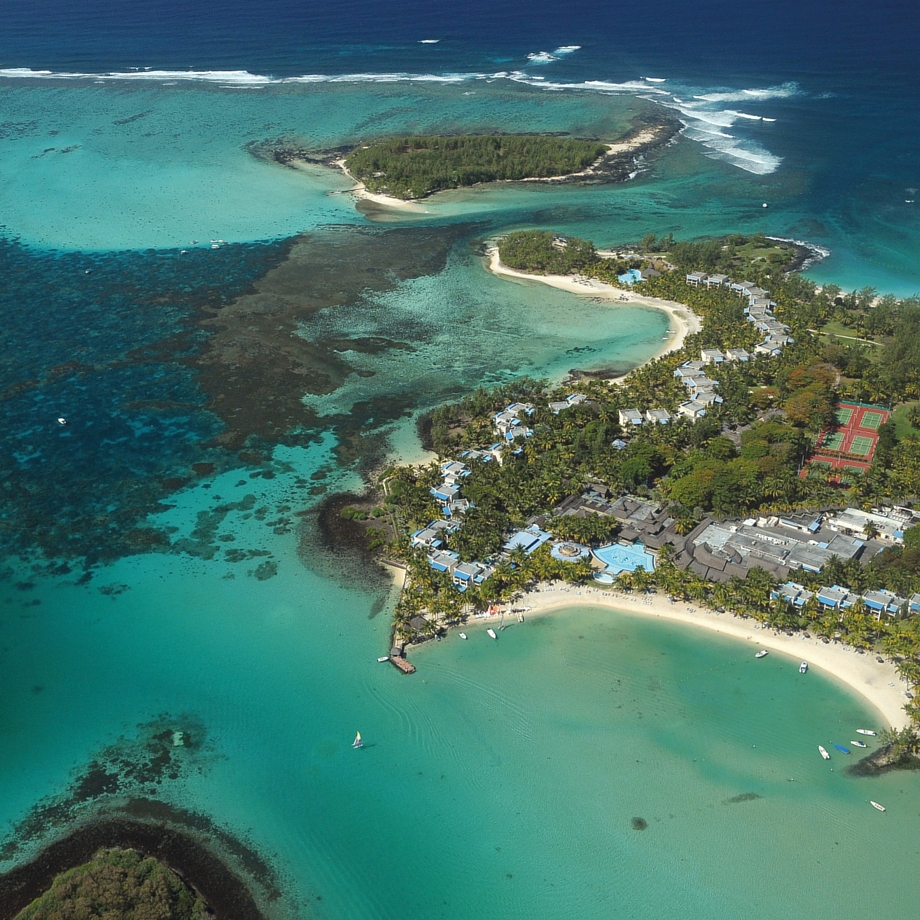 shandrani beachcomber resort spa golf viaggi mauritius mare