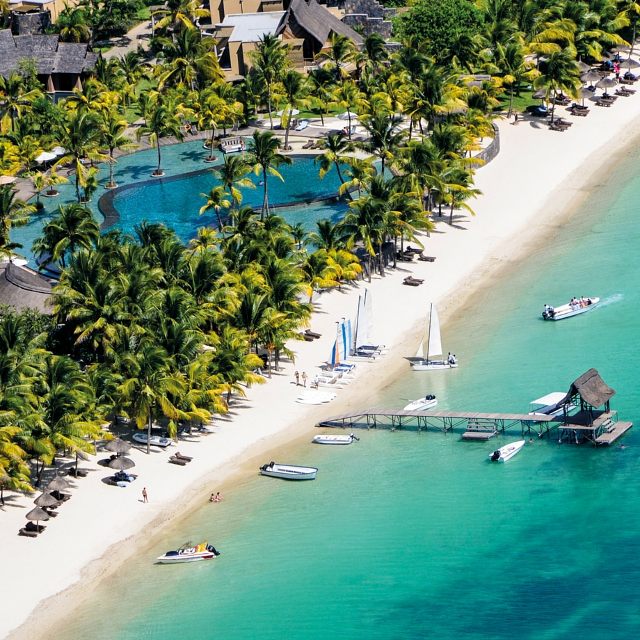 mauritius trou aux biches beachcomber resort spa hotel tour operator mare