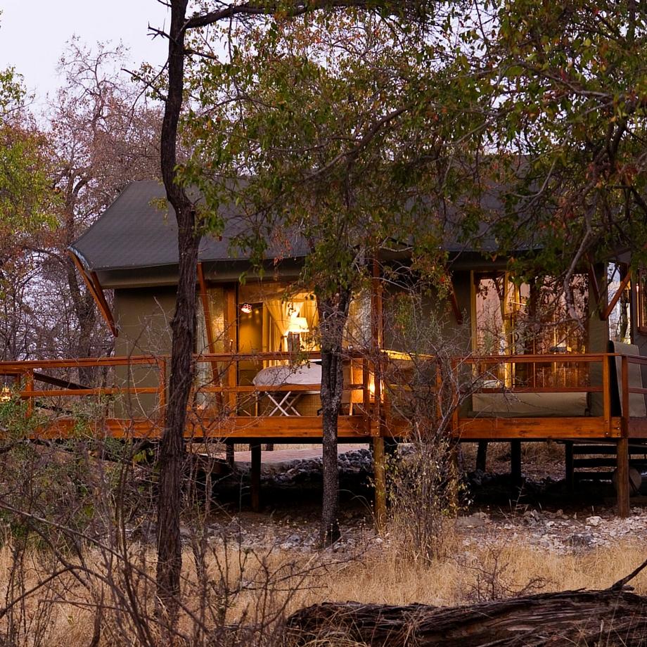 viaggi di lusso safari namibia africa mushara outpost luxury
