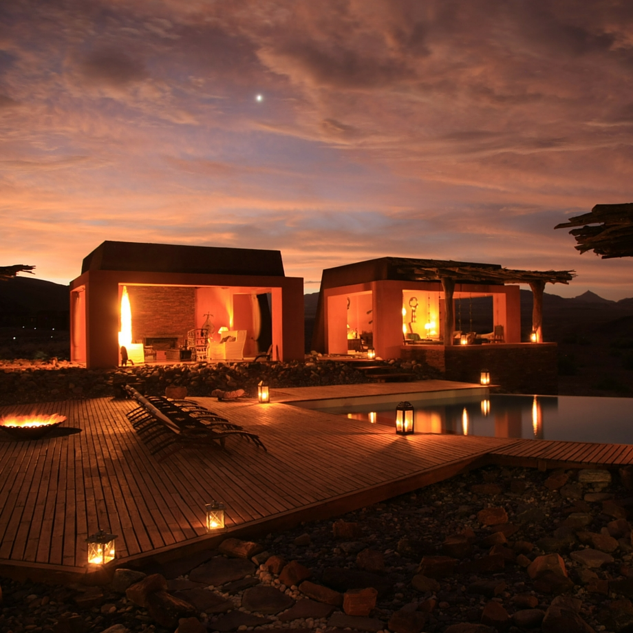 namibia africa safari okahirongo lodge luxury