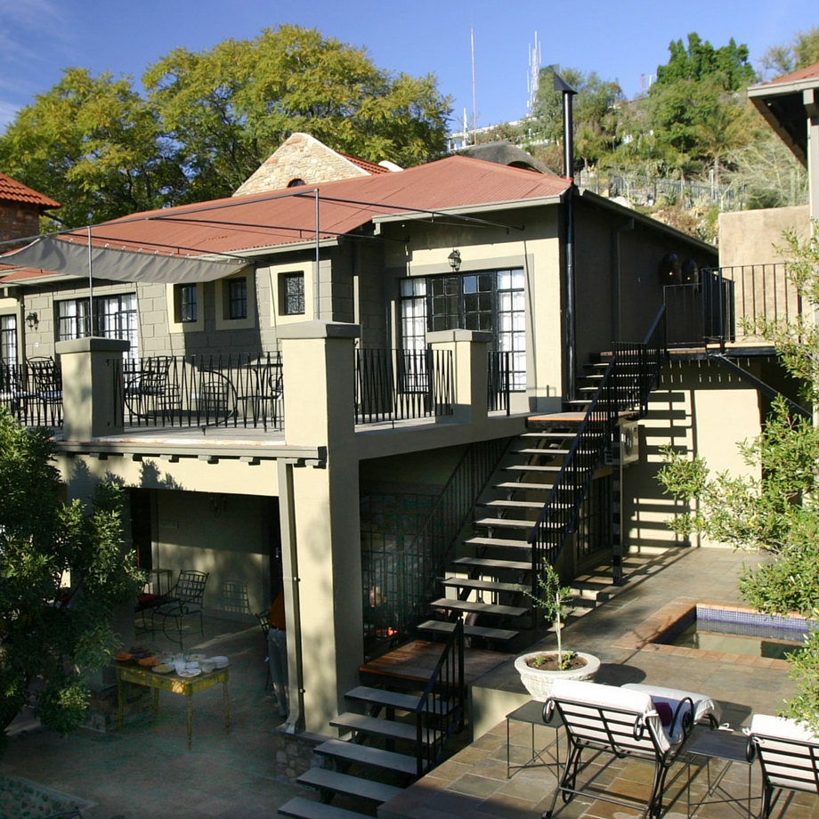 namibia africa safari olive grove guest house luxury