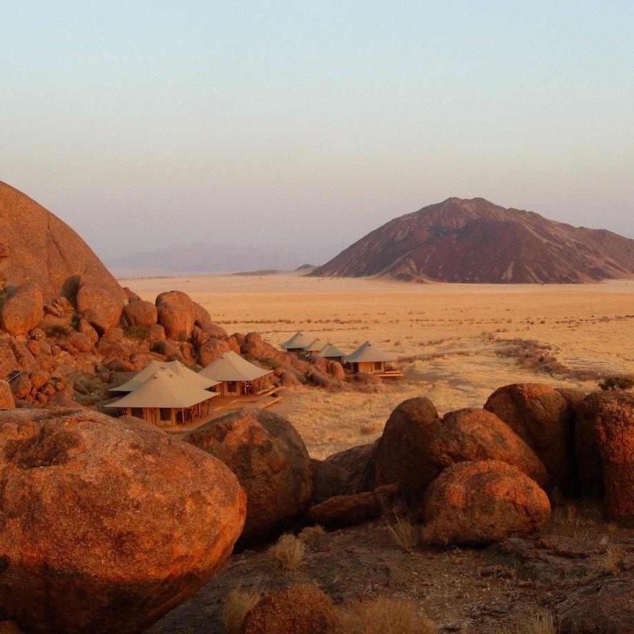 viaggi lusso namibia