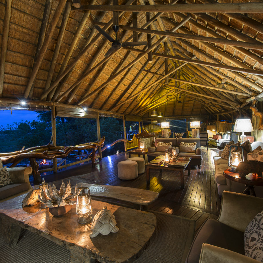 safari africa botswana chitabe camp wilderness safaris