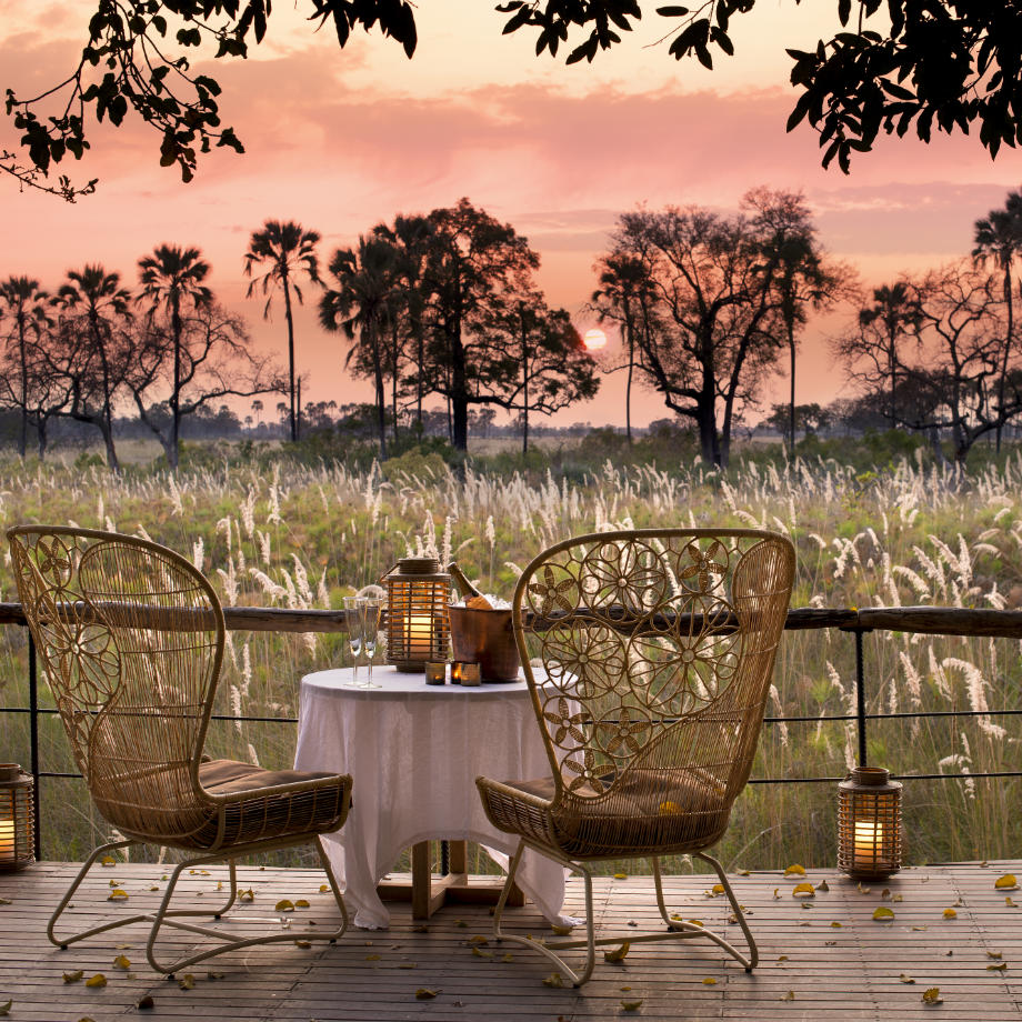 safari africa botswana beyond sandibe okavango safari lodge