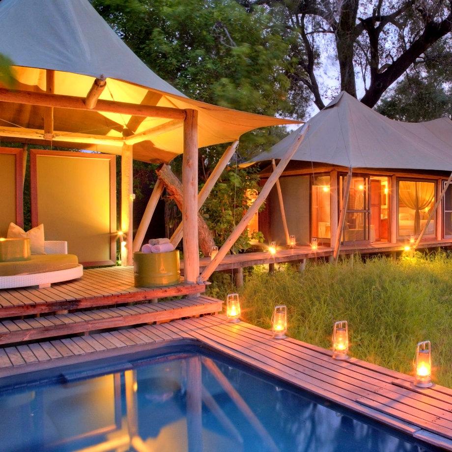 viaggi safari africa botswana beyond xaranna okavango delta camp