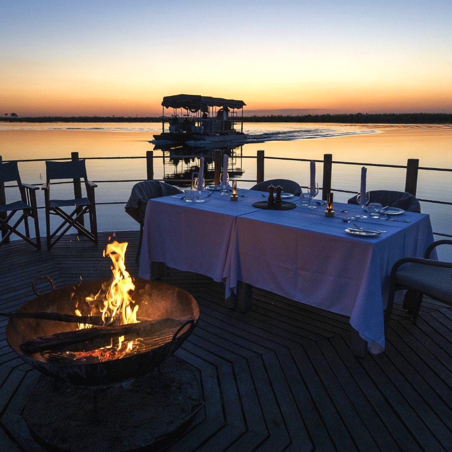 safari africa botswana duma tau camp wilderness safaris