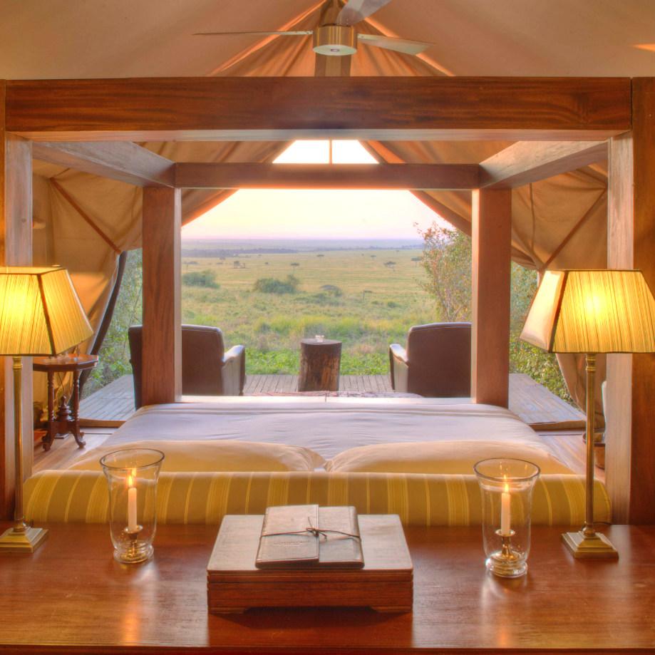 viaggi di lusso safari africa kenya beyond bateleur camp