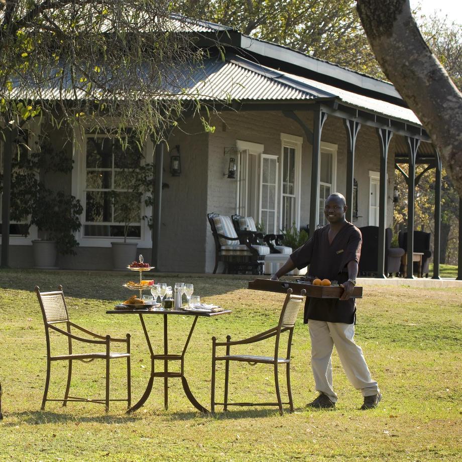 viaggi di lusso africa sudafrica andbeyond kirkmans camp
