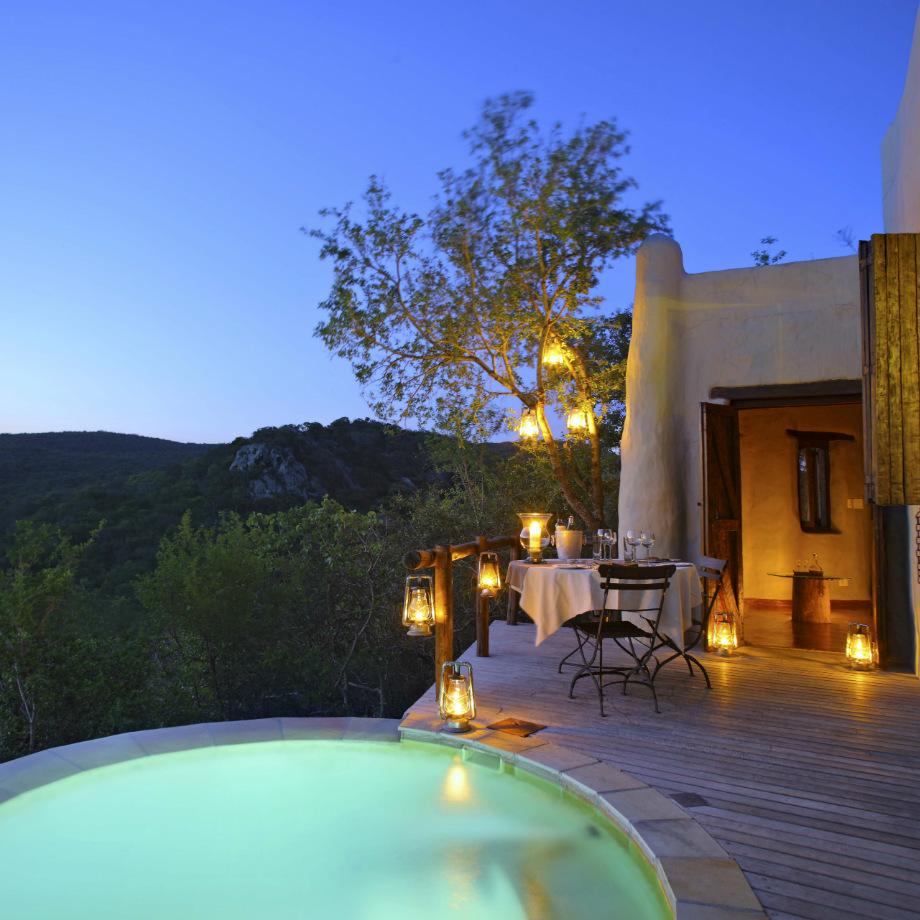 viaggi di lusso safari africa sudafrica andbeyond phinda rock lodge