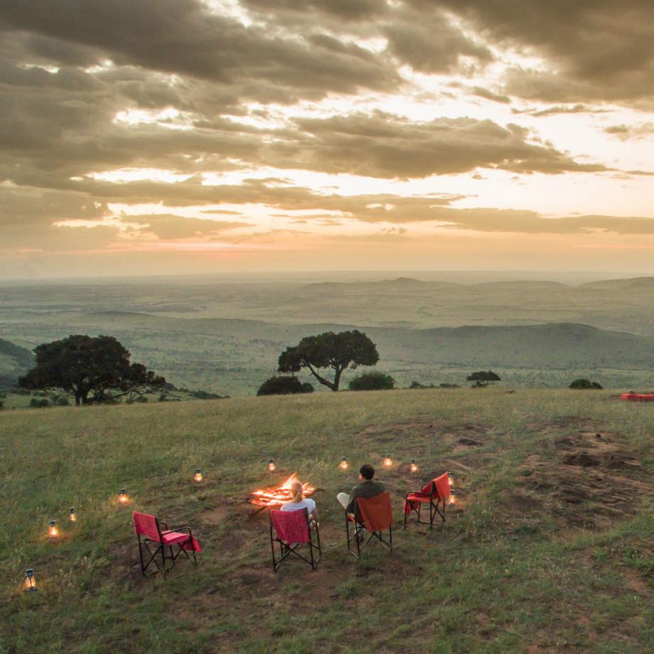 safari africa tanzania andbeyond kleins camp serengeti national park