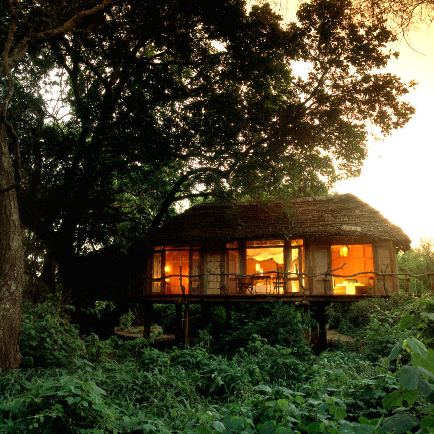 safari africa tanzania andbeyond lake manyara tree lodge