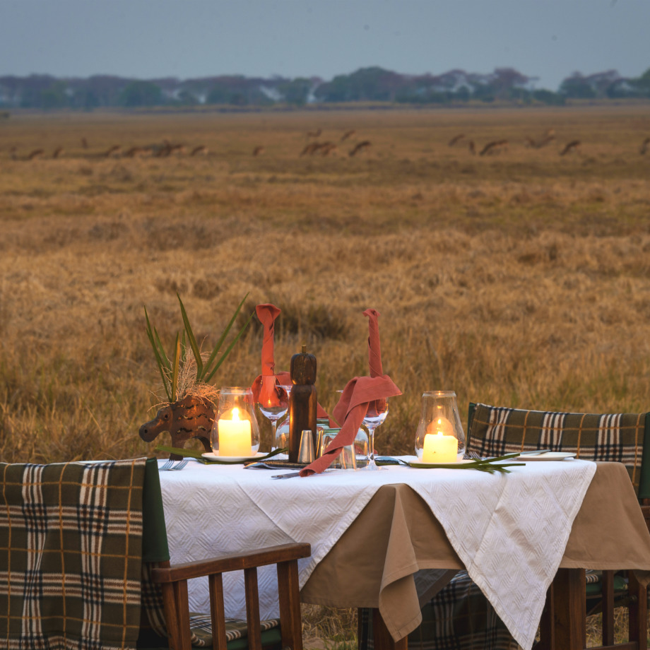safari africa busanga bush camp wilderness safaris