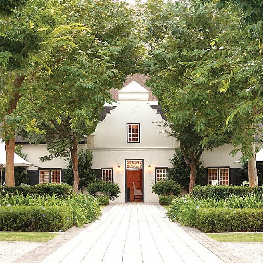 viaggi safari sudafrica grande provence heritage wine estate