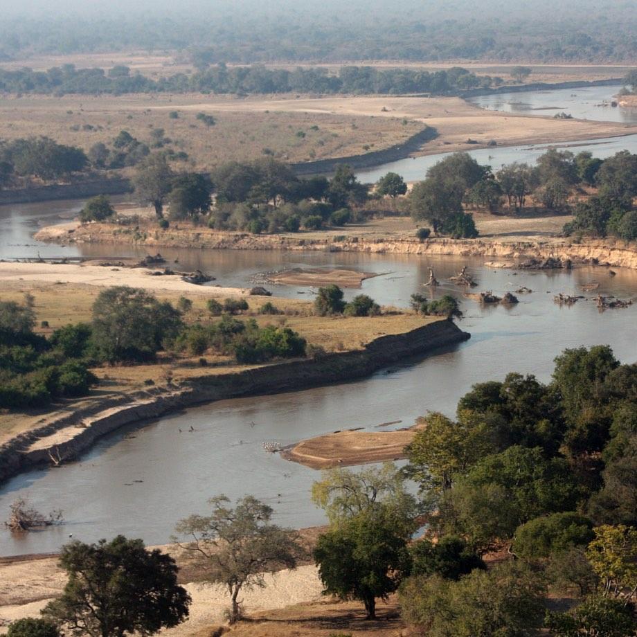 safari zambia sanctuary zebra plains