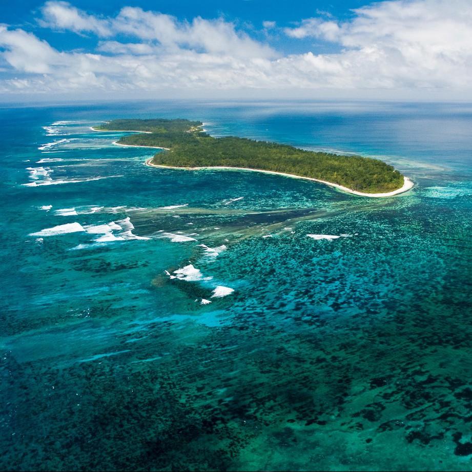 seychelles e oceano indiano