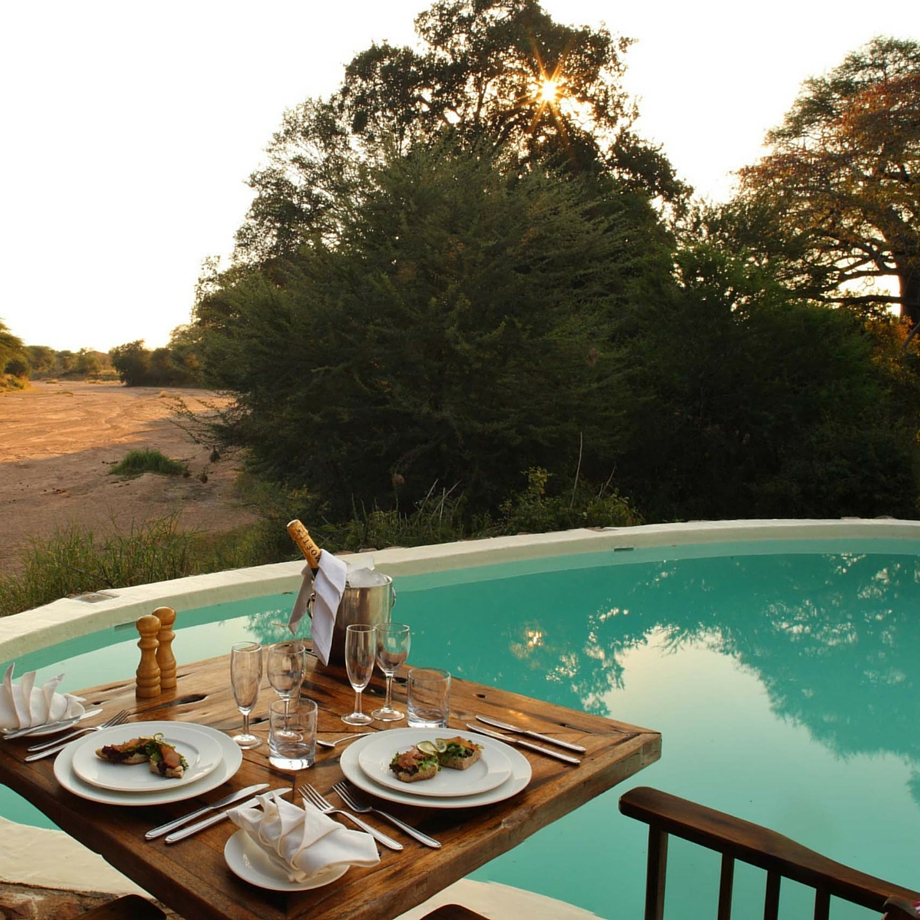 viaggi tanzania africa safari jongomero camp luxury