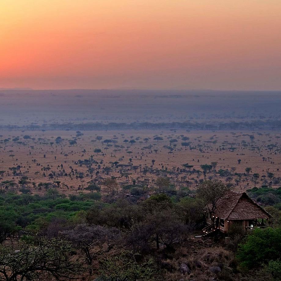 safari di lusso in tanzania