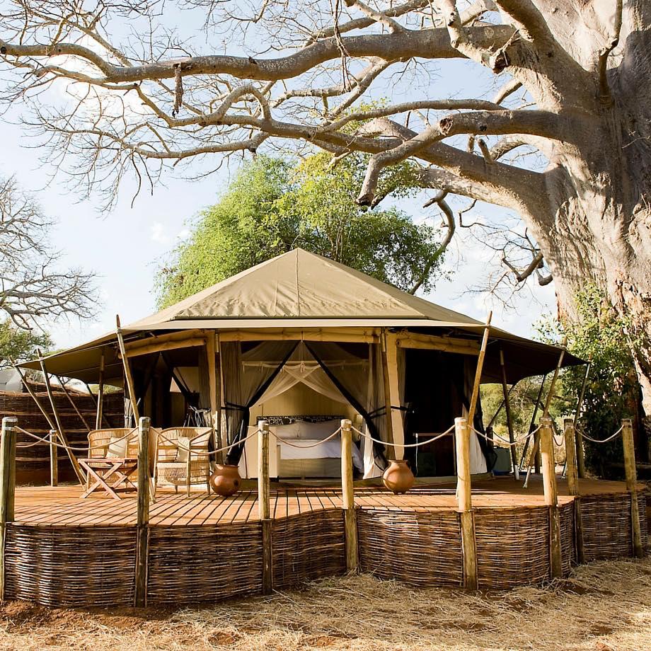 tanzania africa safari sanctuary swala camp luxury