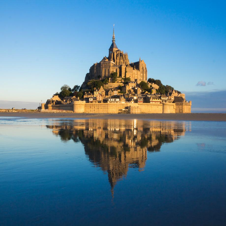 tour di gruppo francia mont saint michel