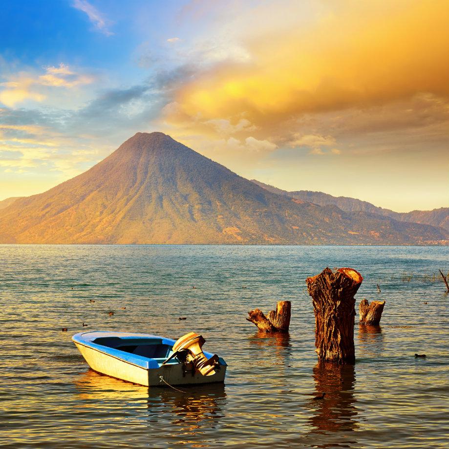 tour di gruppo guatemala lago tikal