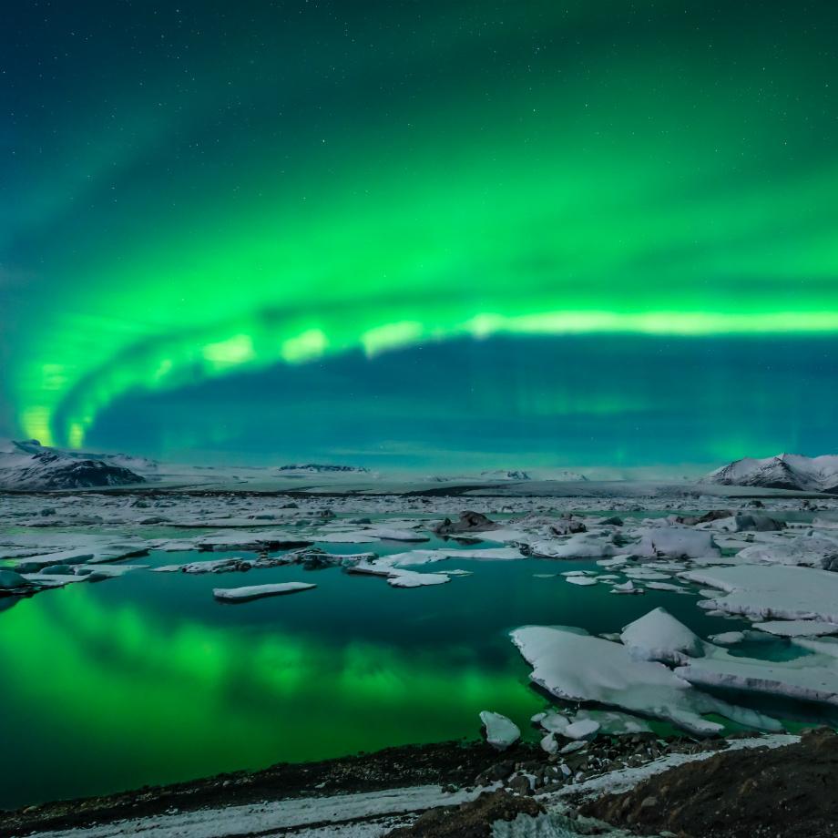 tour di gruppo islanda laguna di jökulsárlón