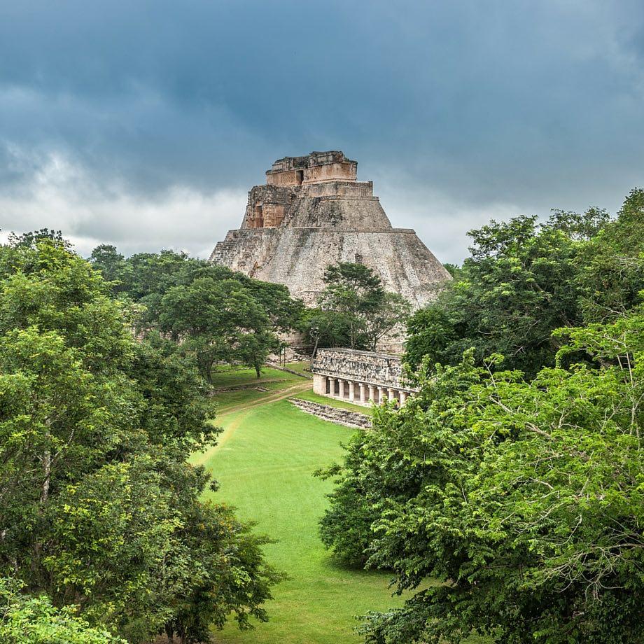 tour di gruppo messico uxmal viaggi sud america