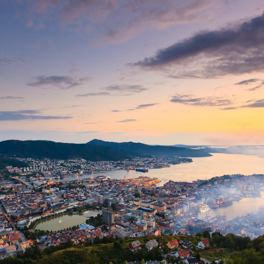tour di gruppo norvegia bergen