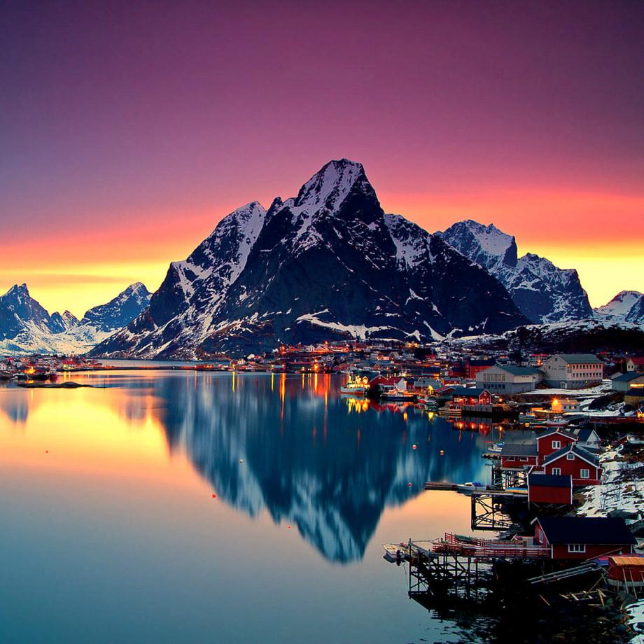 tour di gruppo norvegia isole lofoten