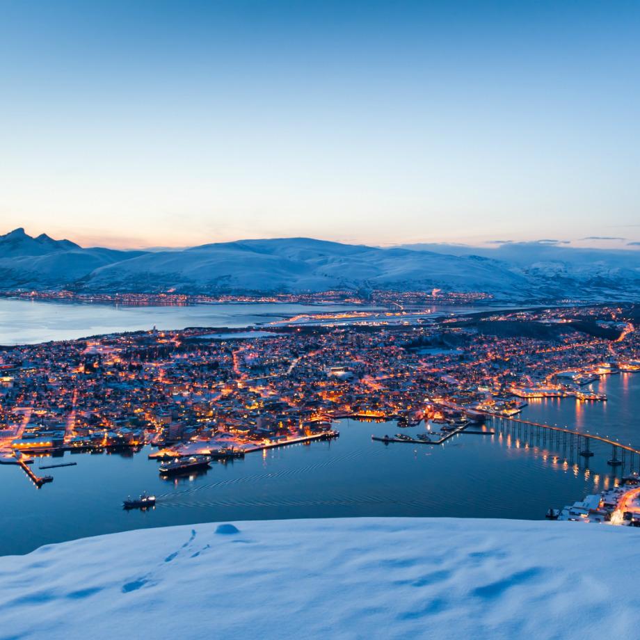 tour di gruppo norvegia tromso viaggio capo nord