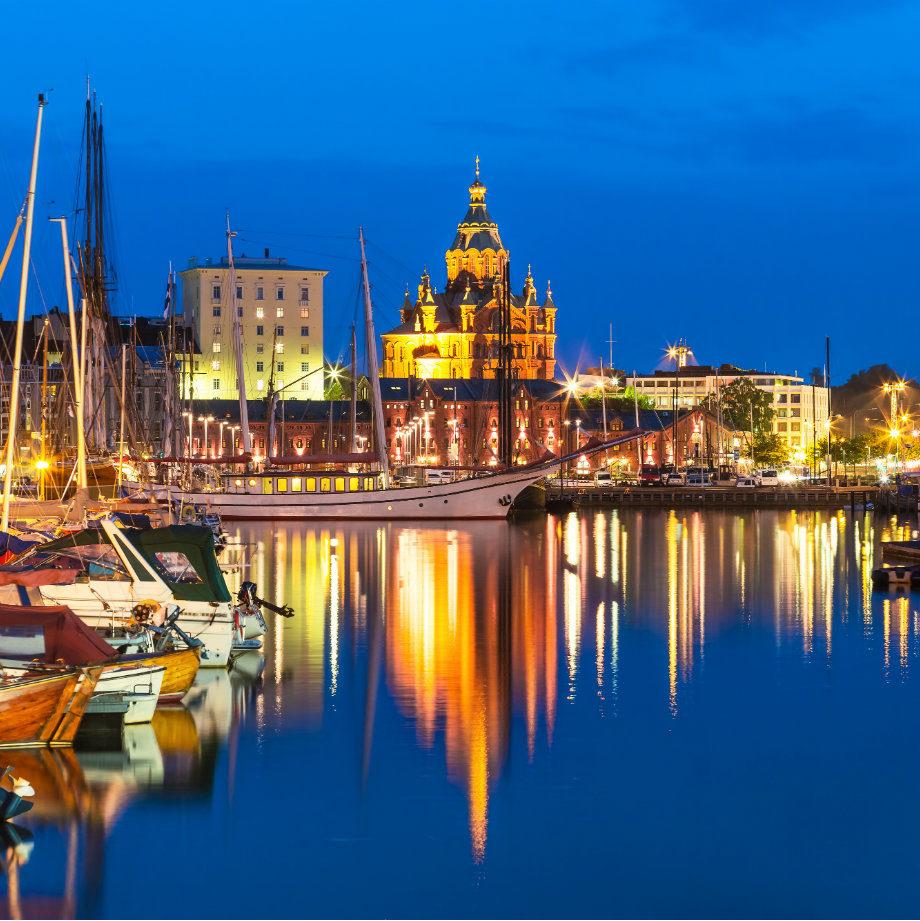 tour di gruppo paesi baltici helsinki