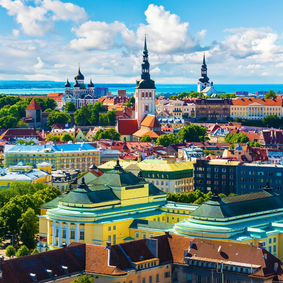 tour di gruppo viaggi paesi baltici tallinn