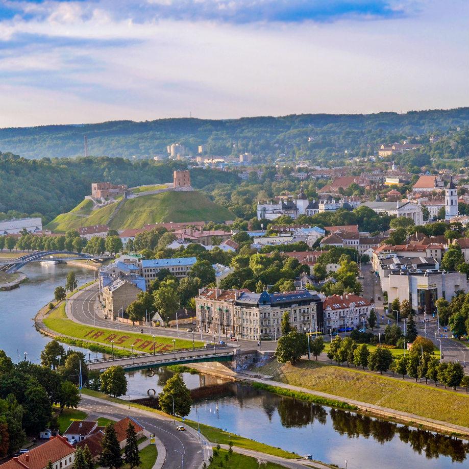 tour di gruppo viaggi organizzati paesi baltici vilnius