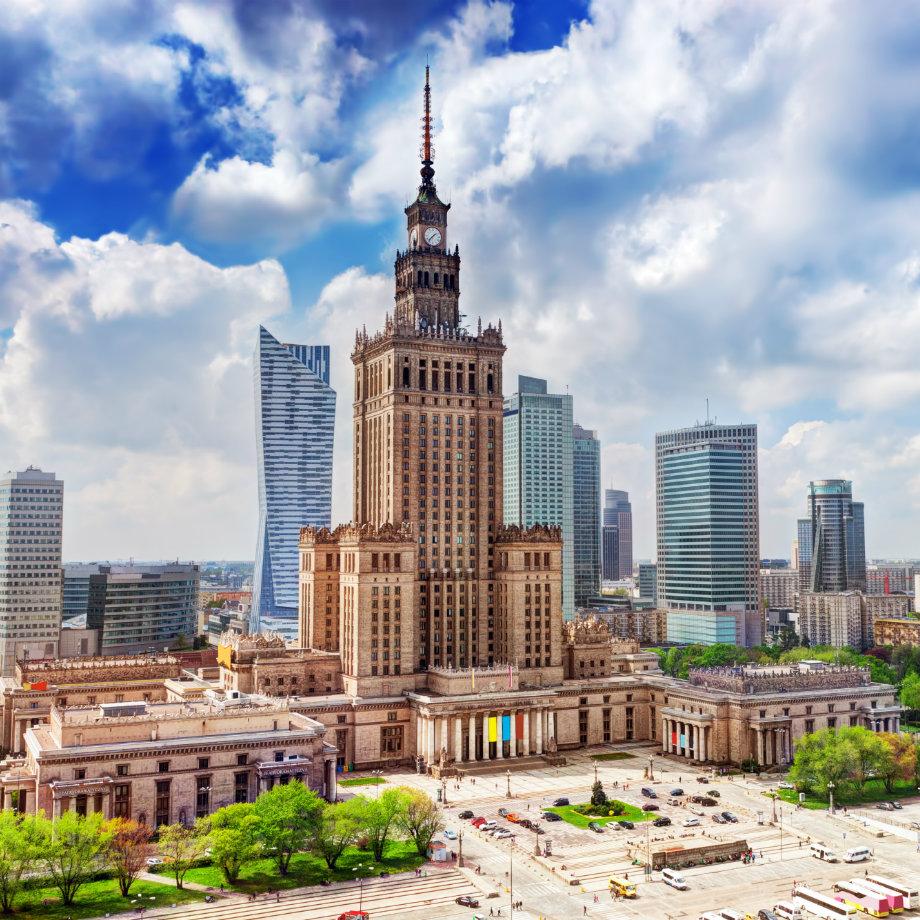 tour di gruppo polonia varsavia