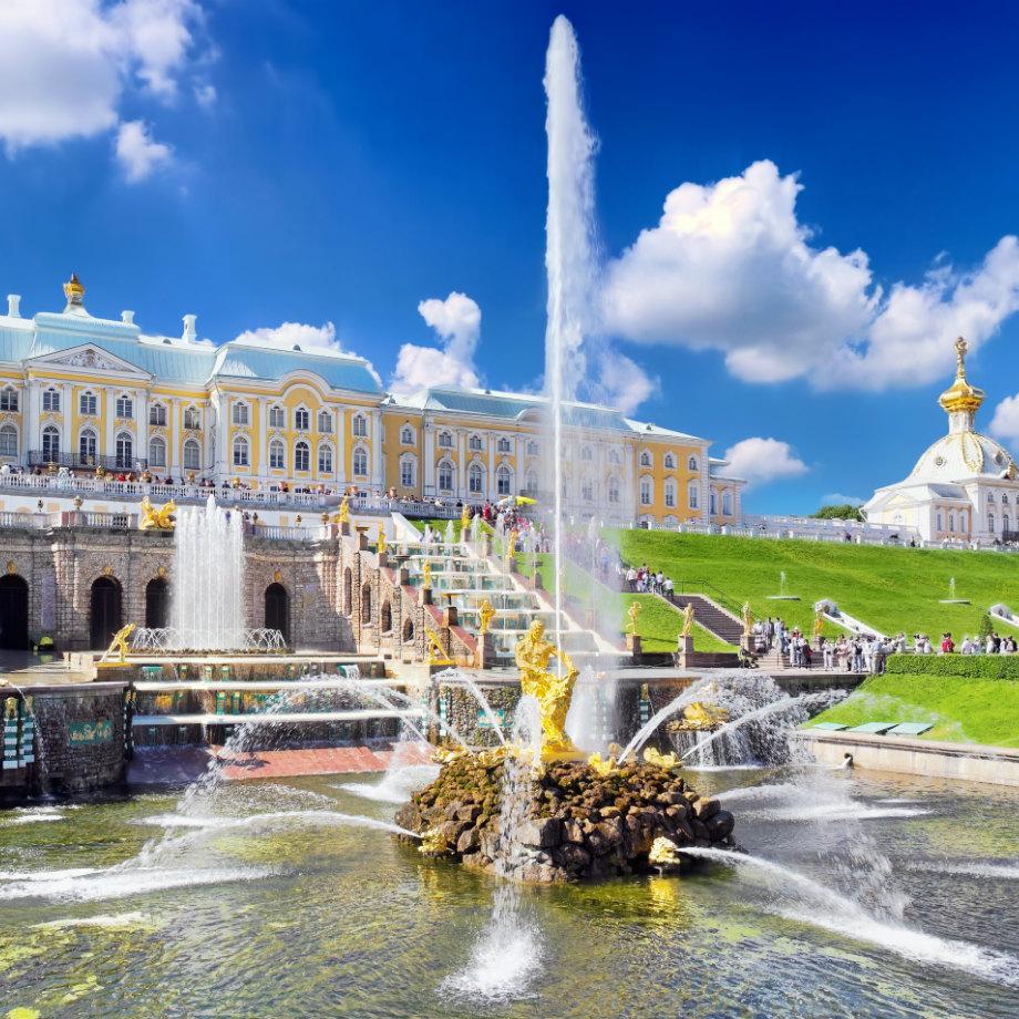 tour di gruppo russia san pietroburgo