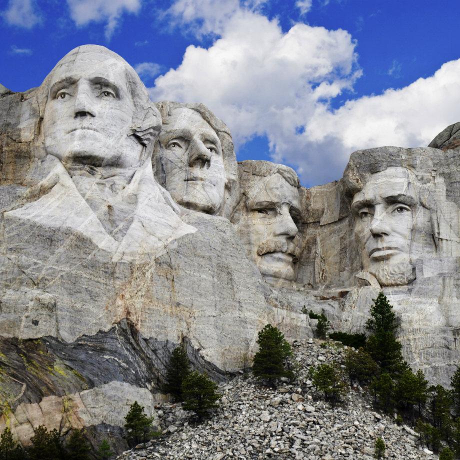 stati uniti mount rushmore national memorial viaggi di gruppo
