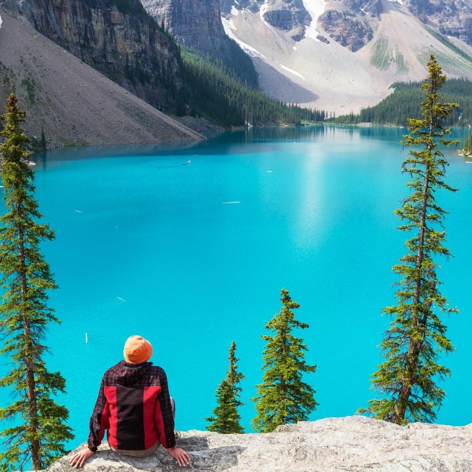 tour individuale canada banff national park